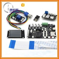 3D printer parts kit 32 digit touch screen Double Dashboard / control board
