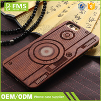 Factory Direct Wholesale Customized Diy Real Natural Wood Phone Cases