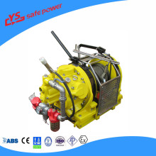 10ton mining explosion proof pneumatic air winch