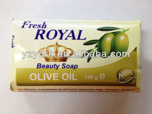 150G Popular Natural Olive Oil Soap Bar