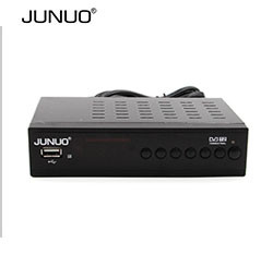 JUNUO china factory 2017 OEM new quality full hd strong tuner mstar Canada tv decoder set top box ATSC