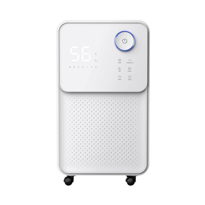 12L/day Household dehumidifier with big touch screen control
