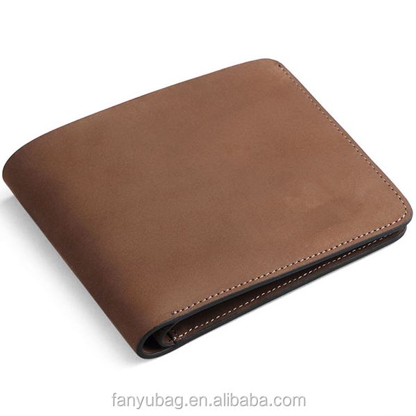 Mens hot new products fashion wallet leather