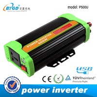 Popular 12v/24v auto 600w off grid solar power inverter for home use