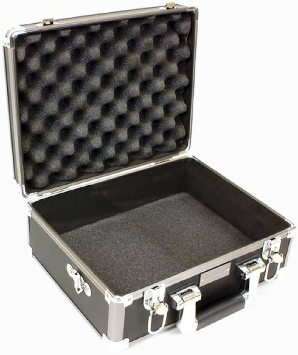 Beau Get Quotations · Williams Sound CCS 029 Small Accessory Briefcase, FM And  IR Systems Accessory Storage, Includes