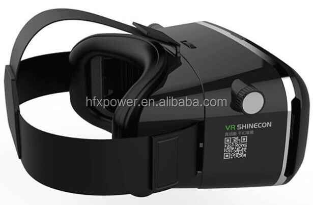 2016 hot sell Virtual Reality 3D vr Glasses Headset <strong>google</strong> cardboard 3D glasses design for smartphone