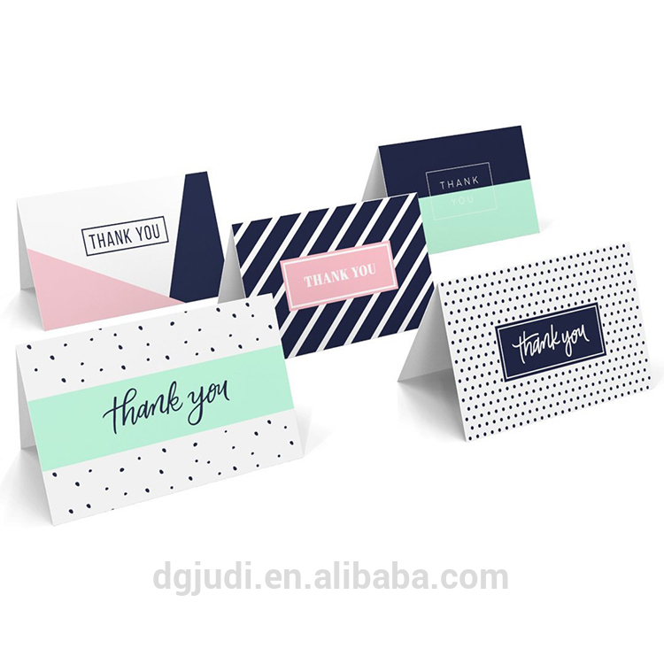 Thank you Greeting Card Wholesale- China Printing Packing Supplier