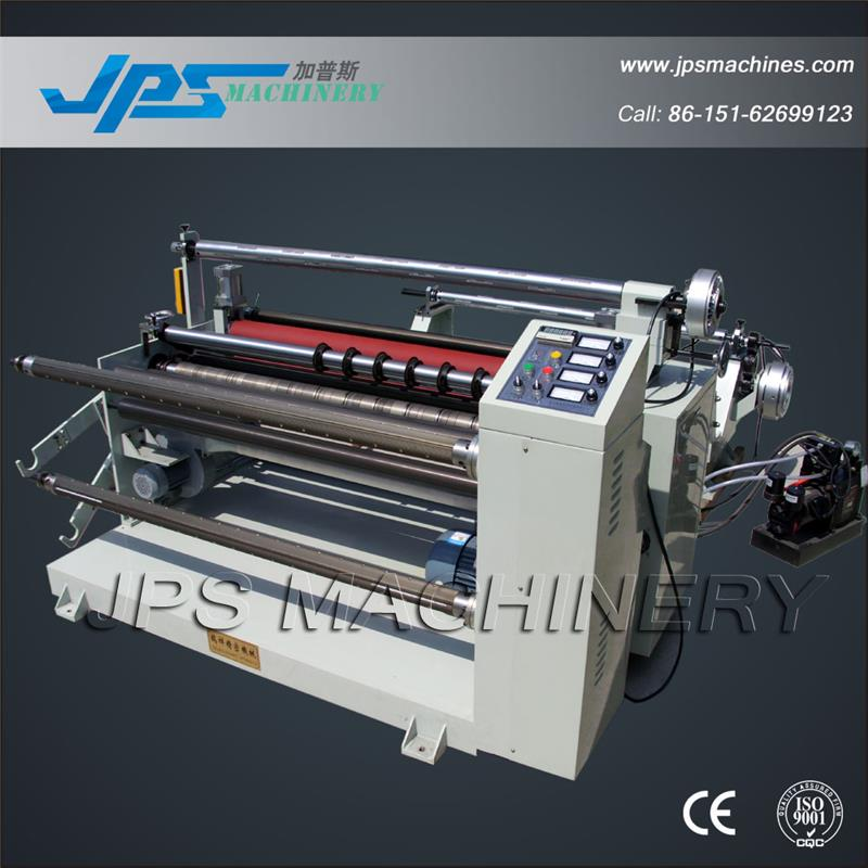 JPS-1600FQ Auto Paper Roll Slitter With CE Certification