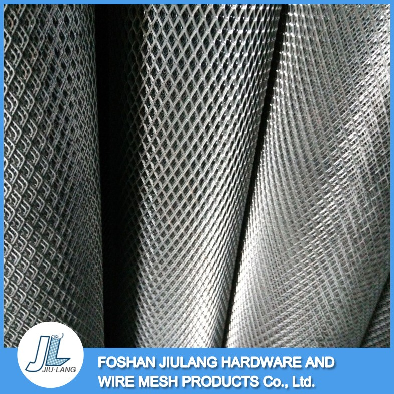 Manufacturer wholesale diamond stainless steel expanded metal wire <strong>mesh</strong>