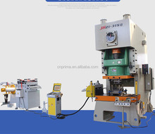 JH21 160 ton high speed pneumatic boxes power press,automatic metal sheet hole punching machine for aluminium