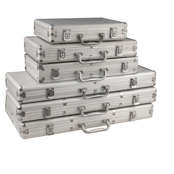 China Supplier Aluminum Case 1000 Poker Chip Set Portable Aluminum ...