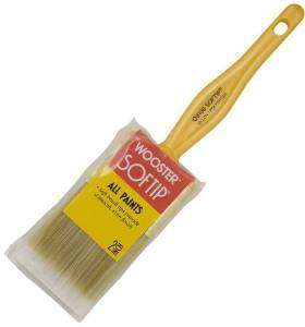 Wooster Brush Q3108-2 Softip Paintbrush, 2-Inch Size: 2-Inch, Model: Q3108-2