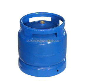 6kg customized lpg gas cylinder