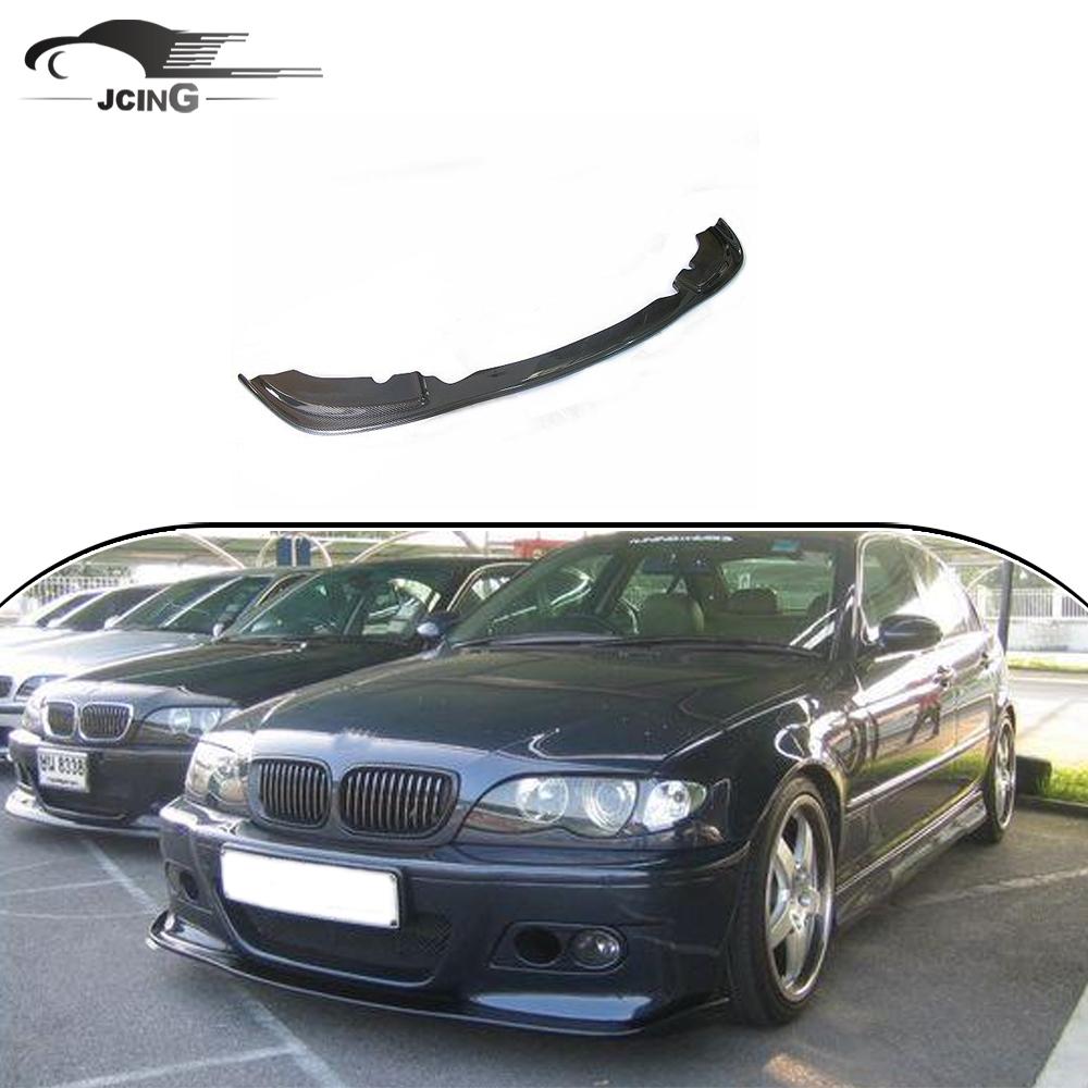 For Bmw E46 M Tech Carbon Fiber Front Bumper Lip Buy For Bmw E46 M Tech Carbon Front Bumper Lip For Bmw E46 Front Lip Carbon Fiber M Tech Hm Style