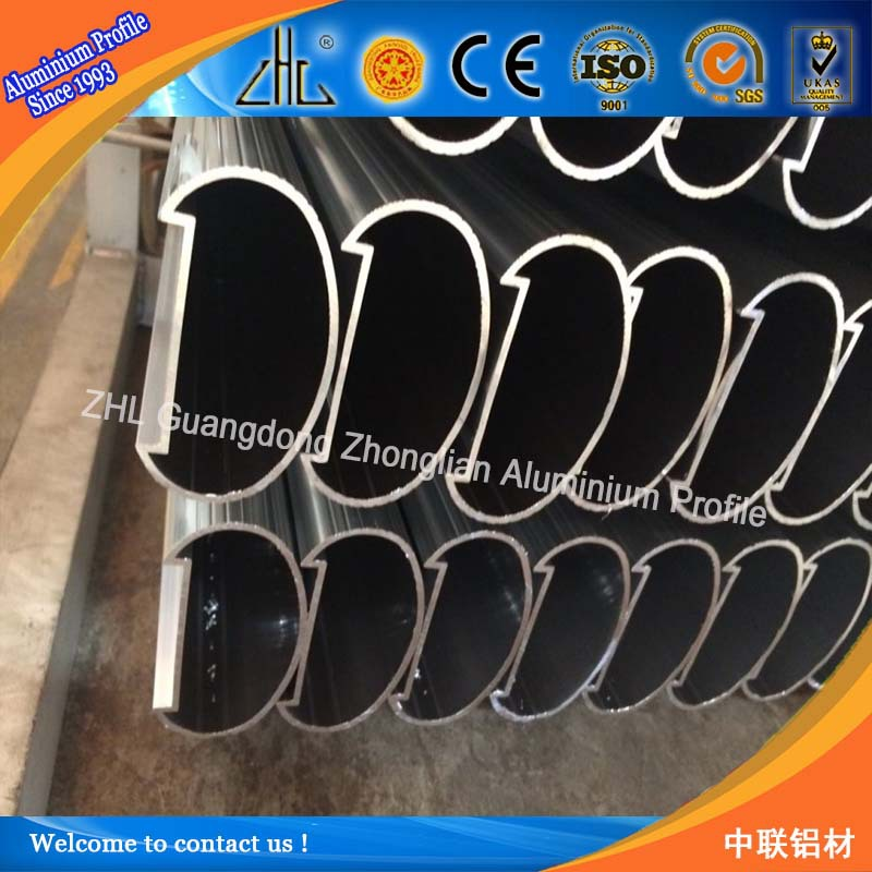 Standard Extruded Aluminum Profiles Pvdf Painted Anodized