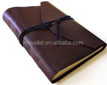 Fancy A5 Personalised Travel Leather Journal Notebookleather Cover Notebook Sketchbook In Brown Factory Made Buy Leather Journal Notebookleather