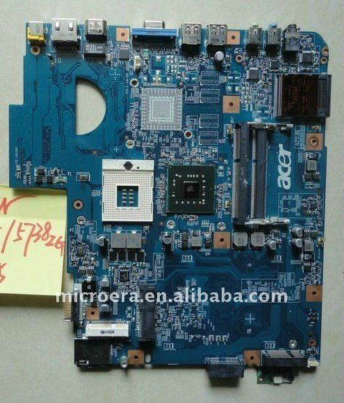 laptop motherboard for acer 5738 integrated