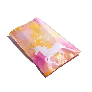 Pink Poly Mailers Shipping Envelopes Custom Mailing Bags