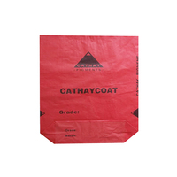 Heat sealing valve type kraft paper food chemical fertilizer industrial use bag