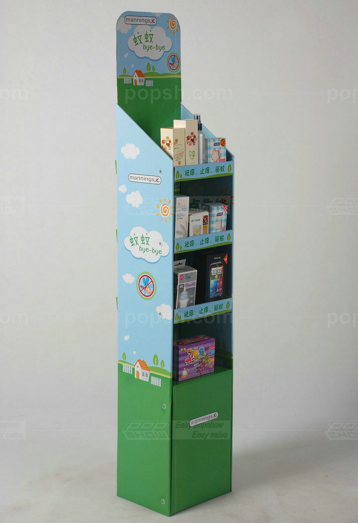 paper cardboard display box