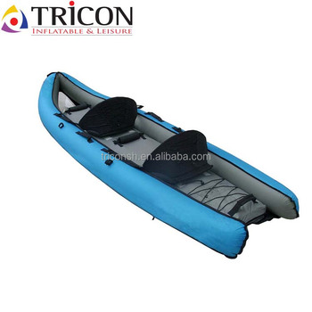 Double Sit On Top Inflatable Kayak For Fishing - Buy Sit On Top  Kayak,Single Sit On Top Kayak,Sit On Top Kayak Fishing Product on  Alibaba com