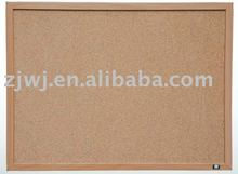 GBB-004 Wooden Frame cork bulletin notice push pin notice board