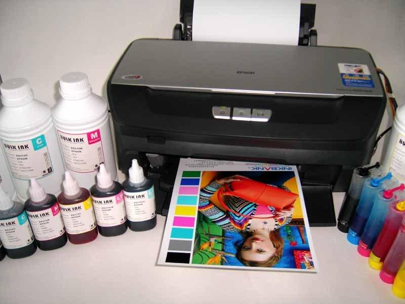 Inkbank Sublimation Dye Ink For Epson Desktop Printer Transfer To  Fabric,Mugs,Ceramic,Phone Cases - Buy Sublimation Ink For Transfer  Paper,Sublimation