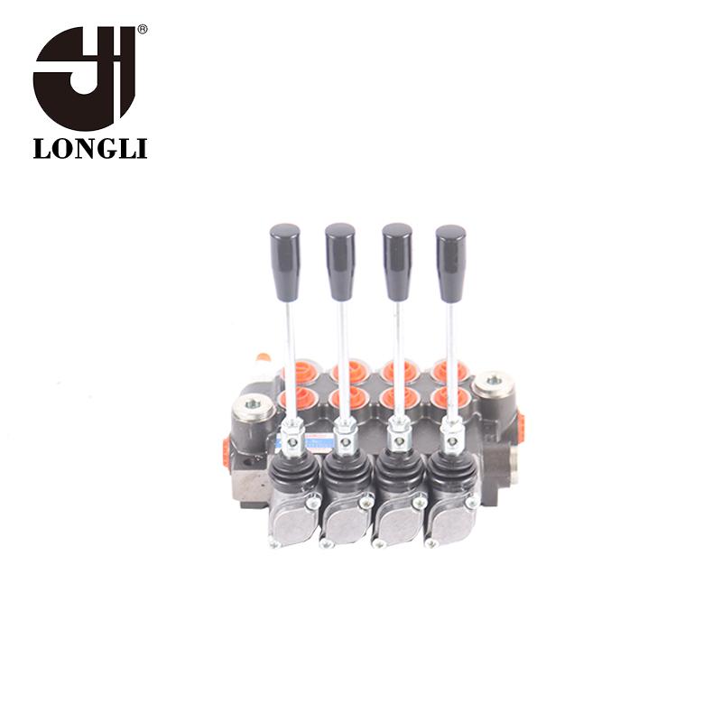 4P40 Hydraulische monoblock directionele controle spoel klep