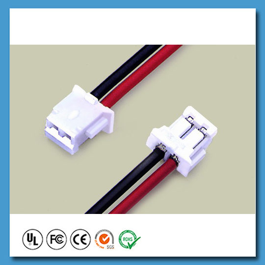 jst zhr pvc electric cable connector for computer
