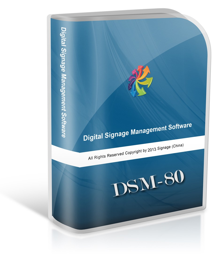 Adaptable Web-based Digital Signage Content Management Software
