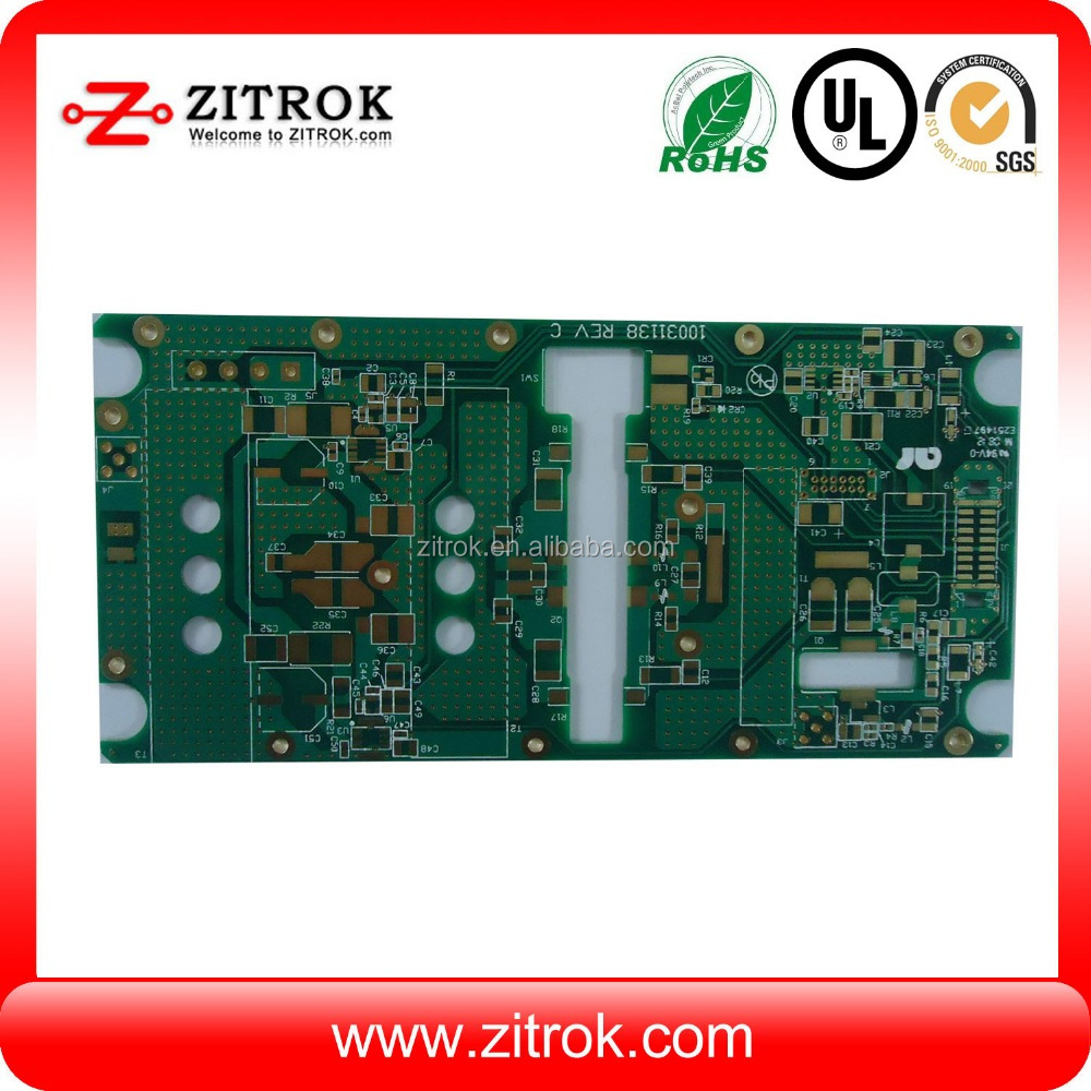 Mppt Solar Charge Controller Pcb Circuit Board Working With Microcontroller Printed Inverter Panel Buy