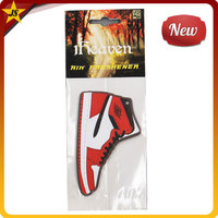 Advertising Cheap Air Jordan Customized Hanging Car Air Freshener