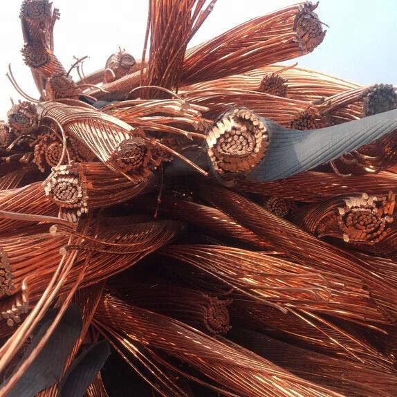 Pure Copper Scrap, Copper Wire Scrap, Mill-berry Copper 99.9%