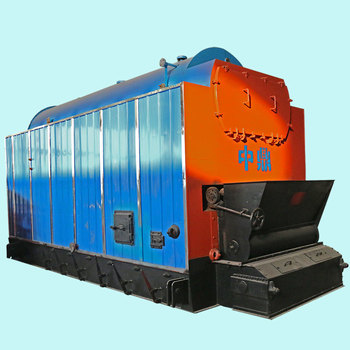 Stable Quality Horizontal Automatic Steam Paddy Industrial Wood Boiler