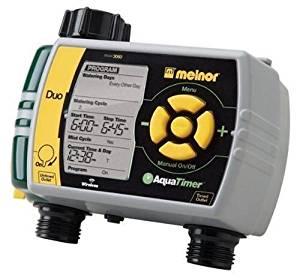 Melnor 3060 Digital Water Timer Dual Garden Hose Sprinkler Timer  ,,#id(sprinkler_surplus__JENT45271682615078