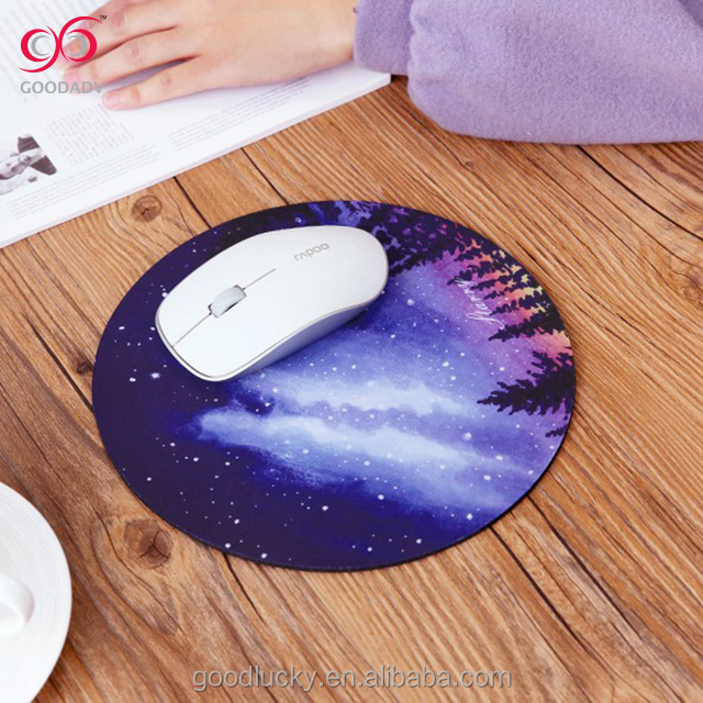 Free sample custom mouse pad manufacturers with oem logo