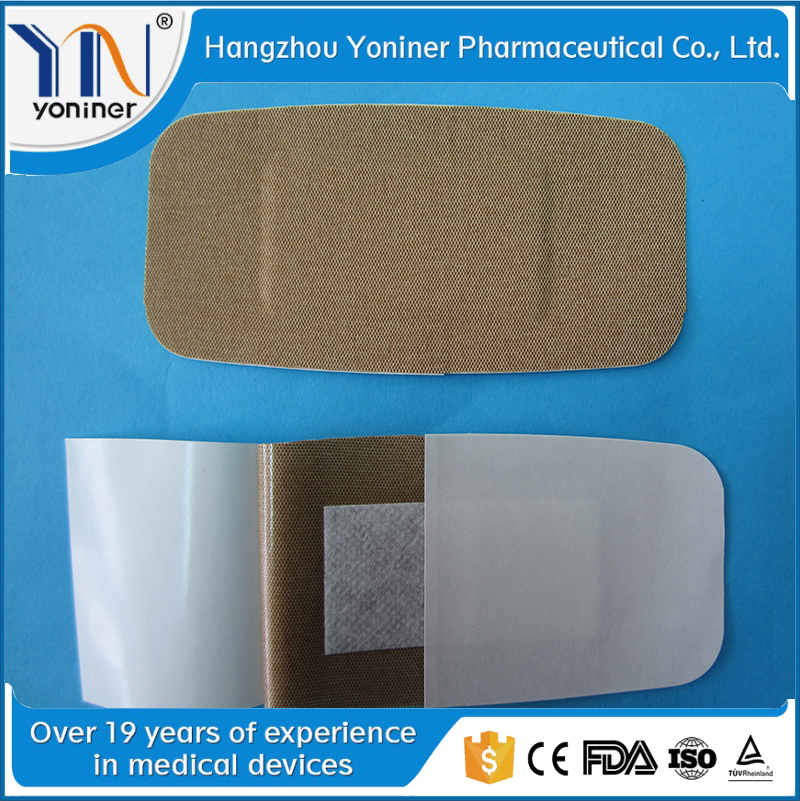 factory direct sale band aid making cold band aid anti infective custom band aid