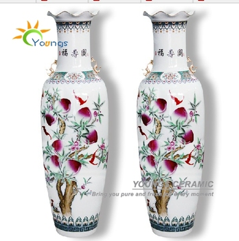 Ancient style big tall chinese ceramic flower vases  sc 1 st  Alibaba & Ancient Style Big Tall Chinese Ceramic Flower Vases - Buy Ancient ...