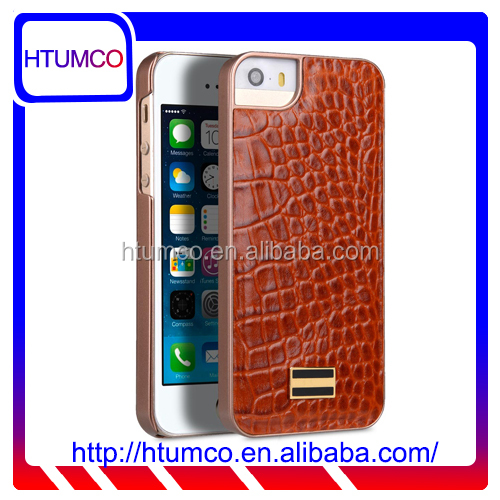 Snap Cover Royal Leather Case for Apple iPhone SE / 5S / 5