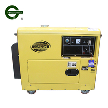 F6700T 6500 CHANGGONG Agricultural Machinery 5KVA small diesel home generator