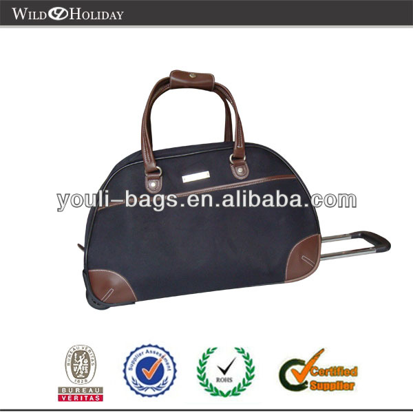 2014 Lady's Fashionable Travel Rolling Duffle