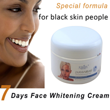 Beauty Skin Care Rapid Instant White Ideal Indian Carrot Oil for Skin Lightening Cream for Chocolate Skin