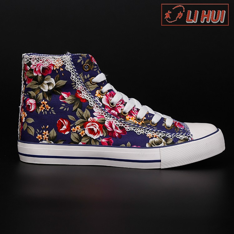 latest high quality new style denim most comfortable canvas women sexy shoes