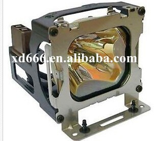 Original Replacement Projector Lamp& Bulb DT00231 for HITACHI CP-S860