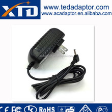 AC DC Universal 110V-240V 12V1a 12V1000mA Power Adapter for LED/CCTV Camera