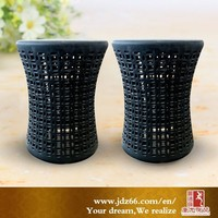 Special style high quality chinese stools oriental for hotel decoration
