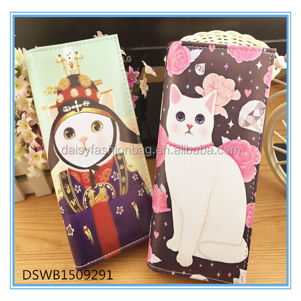 chinese wallet, chinese cat walet, chinese new year gift wallet