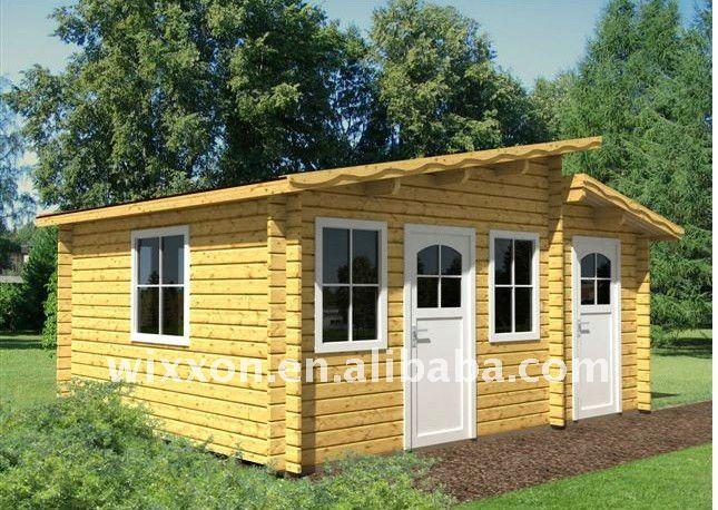 Extractor de ocio de madera garden house casas for Casas de madera ninos baratas