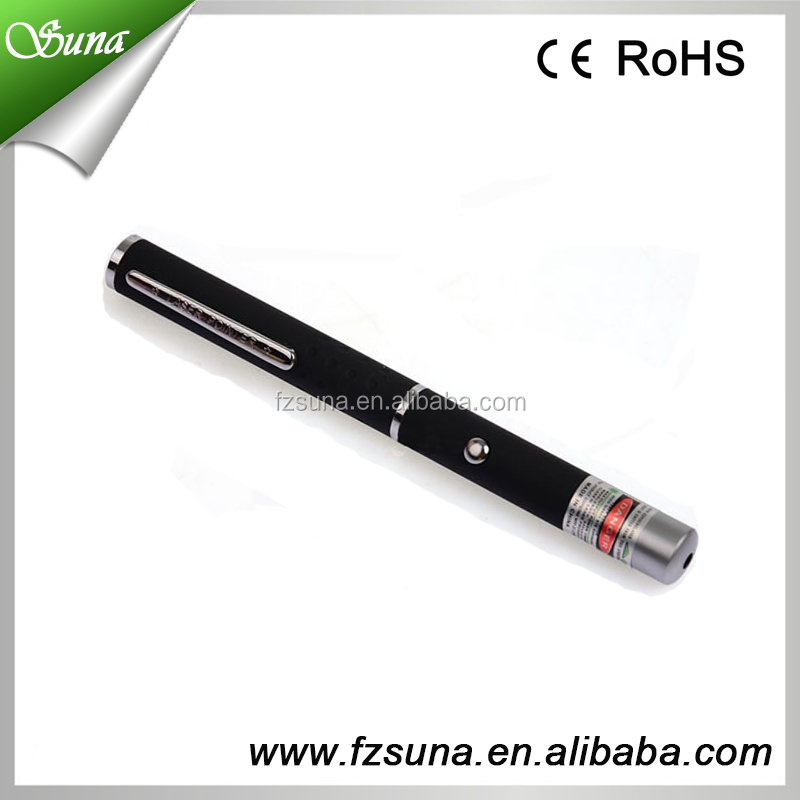 Newest Price Trade Assrance 5MW 532nm Free Laser Pointer Green
