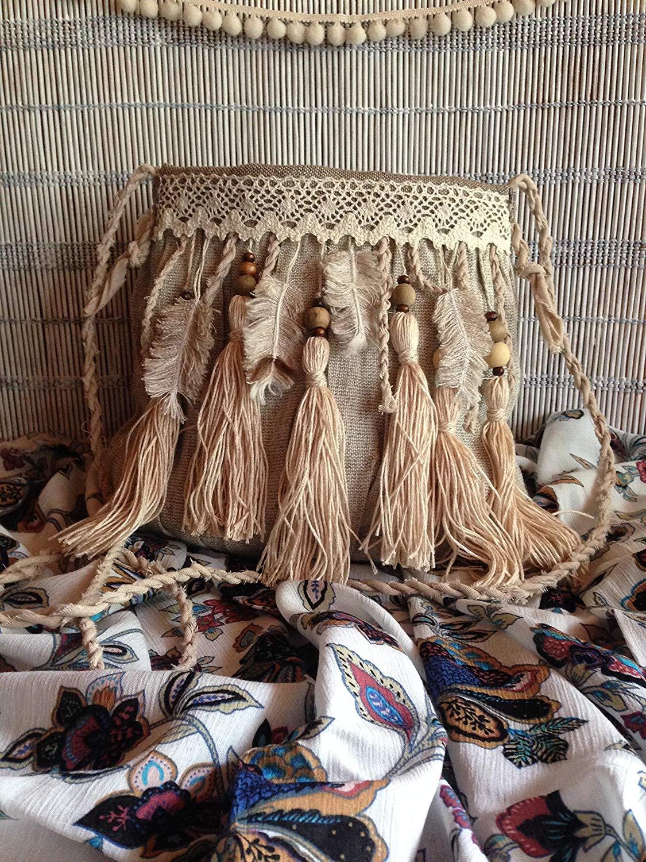 Exquisite Boho Bag, Boho Crossbody Bag, Boho Cross Body Bag, Bohemian Bag, Summer Boho Bag, Bohemian Bag Women, Boho Bag